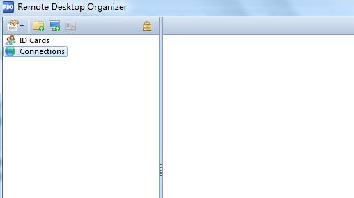 RDO远程桌面管理工具remote desktop organizer